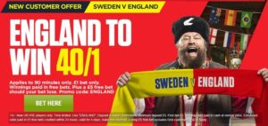Ladbrokes world cup offer
