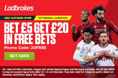 Champions League - Ladbrokes
